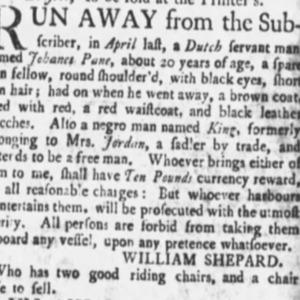 King - SAD1 - SC Gazette - September 10 1753 - p4.png
