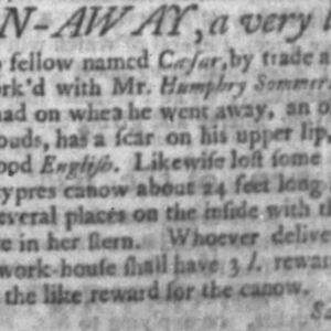 Caesar - BRIL4 - SC Gazette 1-2-1749 p3.JPG