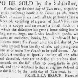 Unnamed Carpenter #32 - CAR124 - SC Gazette 5-18-1752 p4.JPG