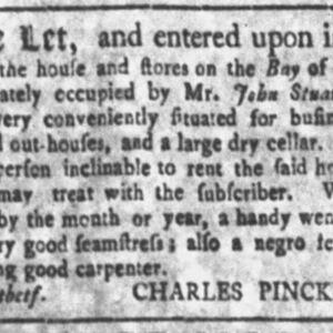 Unnamed Carpenter #35 - CAR127 - SC Gazette 12-18-1755 p2.JPG