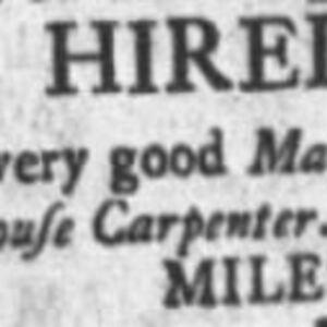 Unnamed Carpenter #33 - CAR125 - SC Gazette - 8-15-1753 p5.JPG