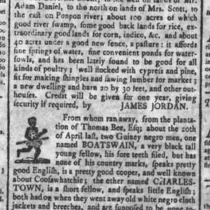 Boatswain - COO30 - SC Gazette- 7-17-1762.JPG