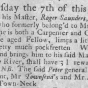 Peter - CAR97 - SC Gazette 9-11-1736 p3.JPG