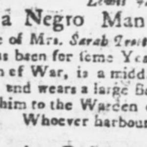 Cuffee - SHICAR3 - SC Gazette - June 16 1746.png