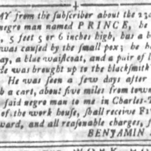 Prince - BLA8 - SC Gaz and Country Journal - 4-19-1774 p3.jpg