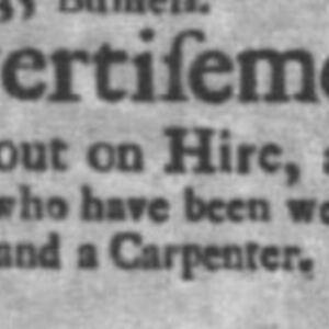 Unnamed Carpenter #17 - CAR106 - SC Gazette - 10-3-1743 p2.JPG