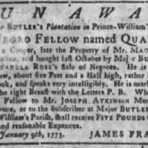 Quash - COO37 - SC Gazette 1-21-1773.JPG