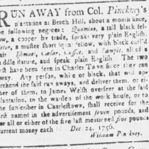 Quamino - COO19 - SC Gazette 12-30-1756 p3.JPG