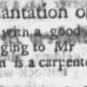 Unnamed Carpenter #27 - CAR115 - SC Gazette - 12-4-1749 p1.JPG